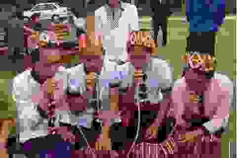 Văn hóa rượu cần của người dân tộc Thái miền Tây xứ Nghệ