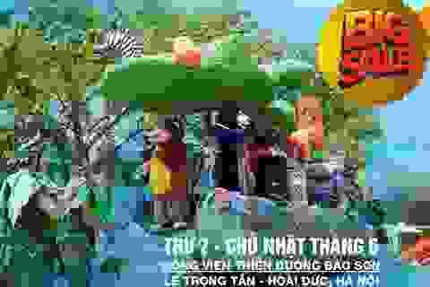 Mở cửa tổ hợp Safari đầu tiên tại Hà Nội