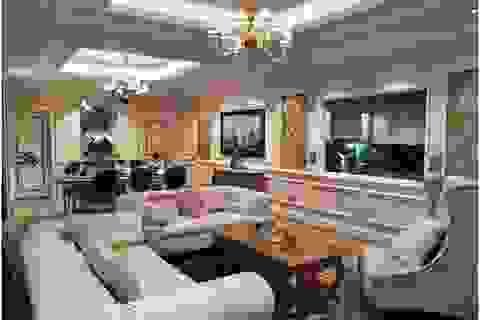Những thương hiệu nội thất đắt giá tại D'. Palais Louis