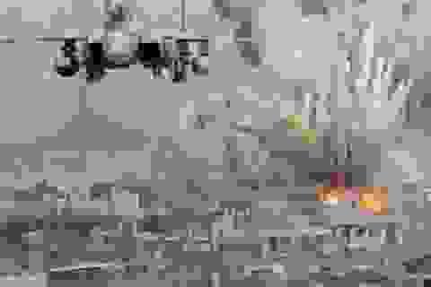 Mỹ tiếp tục không kích vào đồng minh quân đội Syria