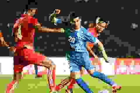 Soi sức mạnh của U23 Uzbekistan