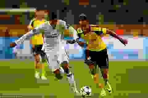 Varane chấn thương, Real Madrid khủng hoảng hàng thủ
