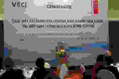 Việt Nam đứng trong nhóm các nước tham nhũng được cho là nghiêm trọng