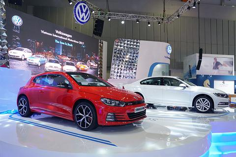 Tháng 10/2017 thị trường Việt Nam chi hơn 135 triệu USD nhập khẩu ôtô