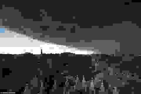 """""""Đám mây ngày tận thế"""" bao trùm thành phố xinh đẹp Venice"""