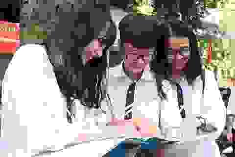 Toàn cảnh điểm chuẩn các trường ĐH, CĐ năm 2017