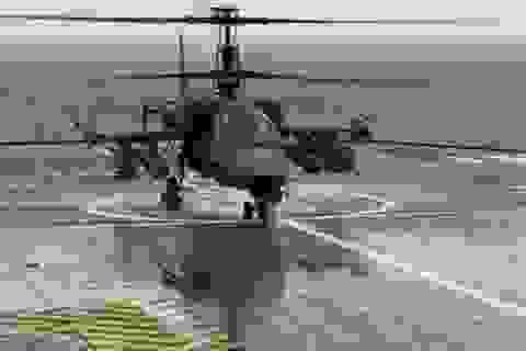 Nga thử thành công trực thăng Ka-52K trong chiến dịch tại Syria