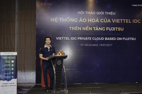 """Viettel IDC """"bắt tay"""" cùng Fujitsu trình làng giải pháp ảo hóa tại Việt Nam"""