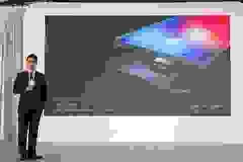 Xuất hiện công nghệ cảm biến vân tay dưới màn hình điện thoại