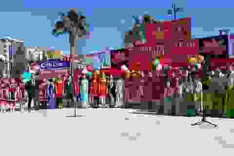 Cộng đồng người Việt tại Cyprus tưng bừng đón Xuân Đinh Dậu