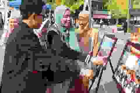 Triển lãm ảnh về Việt Nam tại Hàn Quốc cuốn hút đông đảo người xem