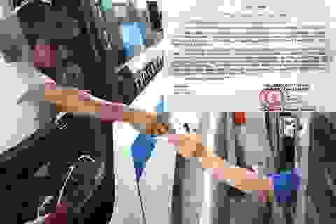 Bộ Công an yêu cầu báo cáo sự việc của Phó phòng CSGT Đồng Nai