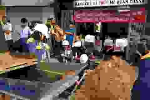"""Chủ tịch Hà Nội yêu cầu làm rõ những """"góc khuất"""" trong vụ 146 Quán Thánh!"""