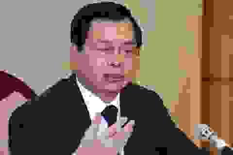 """Xóa """"chức"""" nguyên Bộ trưởng với ông Vũ Huy Hoàng: Cắt giảm nhiều chế độ?"""
