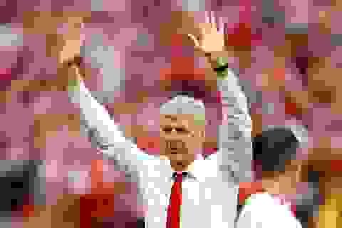 Arsenal và HLV Wenger lập kỷ lục sau khi giành FA Cup