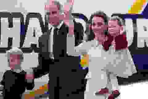 Công nương Anh mang thai con thứ 3