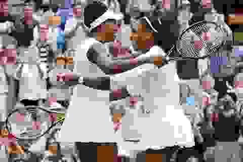 Chị em nhà Williams vào chung kết đơn nữ Australian Open