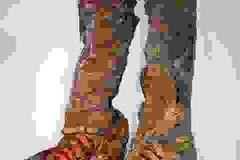 Bí mật xung quanh xác ướp ngàn năm đi giày 'Adidas'