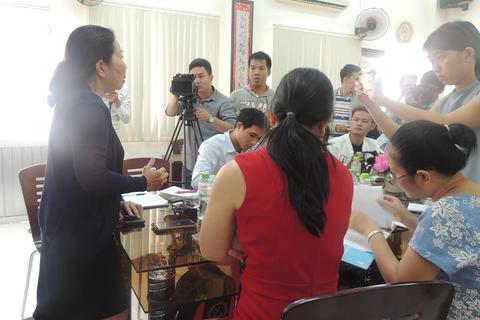 Vụ gia đình phản ánh bé lớp 1 bị xâm hại tại trường: Phụ huynh làm việc với Hội Bảo vệ quyền trẻ em