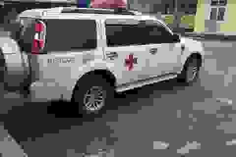 """Vụ """"độ"""" xe cấp cứu phục vụ lãnh đạo bệnh viện: Sở Y tế """"nhẹ tay""""!"""