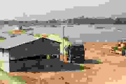 Bình Định: Doanh nghiệp khai thác cát nhận sai và hứa không tái phạm!