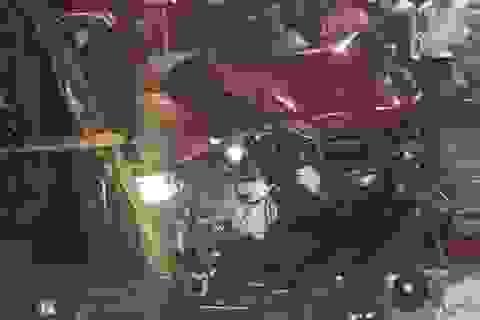 Xe Mazda tông liên tiếp nhiều phương tiện, nữ cử nhân báo chí thiệt mạng