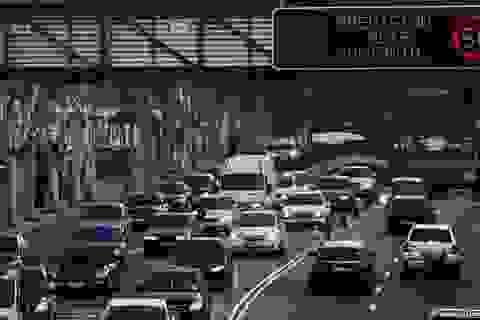 Madrid cấm ô tô cũ vào năm 2025