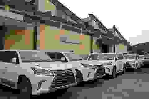Toyota yêu cầu Bộ Công Thương cấp Giấy phép nhập xe mới theo Nghị định 116