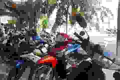 Bắt nóng 3 nghi can trộm xe máy đem vào TPHCM tiêu thụ