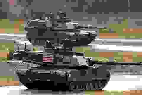 Mỹ đưa hàng trăm loại vũ khí tới châu Âu để đề phòng Nga
