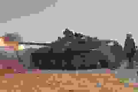 Nga hỗ trợ tích cực quân đội Syria cả trên không lẫn trên bộ