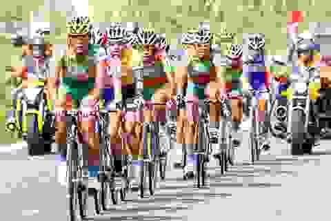 Cơ hội tranh tài cho các vận động viên xe đạp hàng đầu Việt Nam