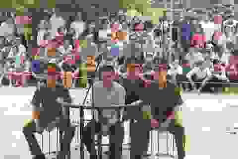 TAND Hòa Bình tuyên truyền pháp luật qua xét xử lưu động