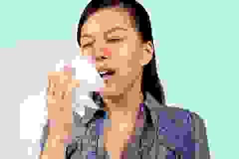 Lạm dụng kháng sinh trị viêm xoang, cẩn trọng kẻo rước họa vào thân