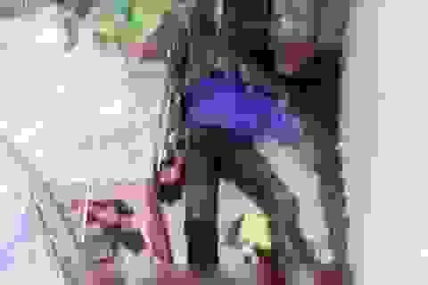 Thiếu niên đột nhập lúc nửa đêm, chủ nhà dùng kiếm chém xối xả