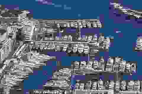 Mãn nhãn dàn siêu du thuyền đổ về Monaco