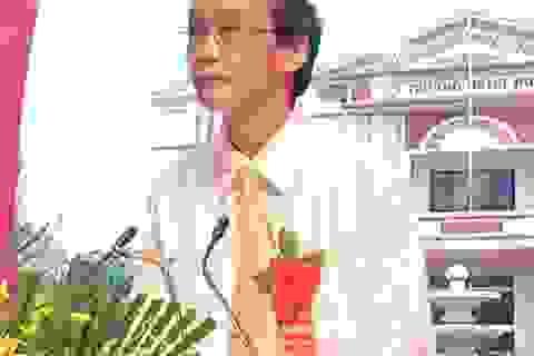 Bắc Giang: Chủ tịch tỉnh phê bình chủ tịch huyện trước nạn trộm cắp khoáng sản!