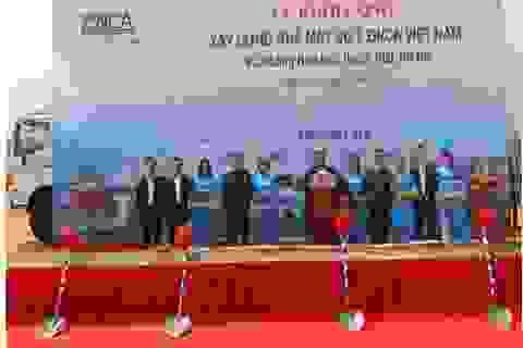 Zinca Việt Nam khởi công xây dựng nhà máy số 2