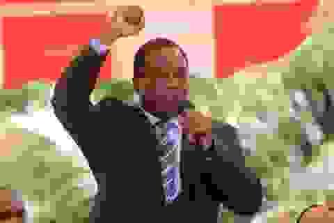 Zimbabwe có tân tổng thống sau gần 40 năm