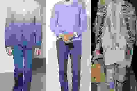 3 xu hướng màu nổi bật cho nam giới diện Tết 2017