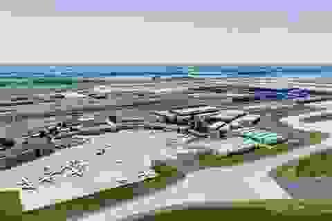 """Kỳ lạ sân bay 7 tỷ USD xây xong 5 năm vẫn """"đắp chiếu"""""""