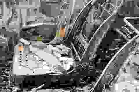 Khởi tố 25 nghi can trong vụ hỗn chiến, phóng hỏa đốt xe Innova