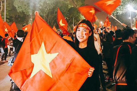 Các sao Việt nói gì trước ngày sang Trung Quốc cổ vũ cho U23 Việt Nam?