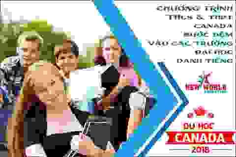 Du học Canada kỳ nhập học 09/2018 bậc THCS và THPT bước đệm vào Đại học danh tiếng