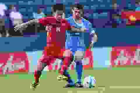 U23 Uzbekistan từng dùng cách gì để thắng U23 Việt Nam ở M-150 Cup?