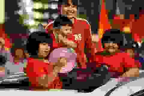 U23 Việt Nam vô địch AFC Cup, cổ động viên sẽ được chiêu đãi Budweiser miễn phí