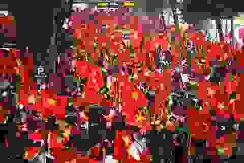 Học trò lớp 9 viết đơn xin đổi lịch học để cổ vũ U23 Việt Nam