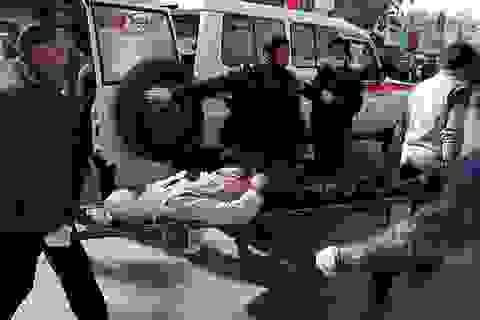 Nổ lớn ở thủ đô Kabul, ít nhất 63 người chết