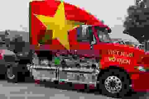 Muôn kiểu cổ vũ U23 Việt Nam trong trận Chung kết U23 Châu Á lịch sử