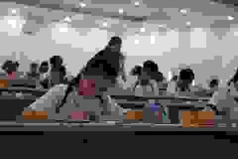 Kỳ thi năng lực của trường ĐH Quốc tế TPHCM sẽ được tổ chức vào tháng 5